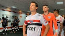 Hernanes agradece apoio da diretoria e de Fernando Diniz no São Paulo