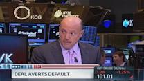 Cramer: 'We are a laughing stock'
