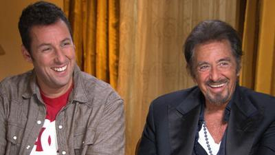 What Did Al Pacino Think Of Adam Sandler Playing His Love Interest In 'Jack And Jill'?