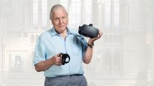 Tour London's Natural History Museum in VR with David Attenborough