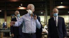 Biden stellt 700 Milliarden Dollar schweren Wirtschaftsplan vor