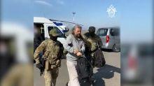 'Jesus da Sibéria' é preso