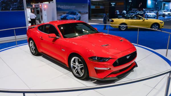 成為飆風野馬!新年式FORD Mustang Shelby GT 500將擁有320km/h