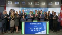Contact Gold Corp. Opens the Market
