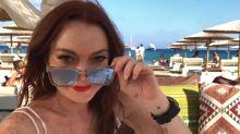 Lindsay Lohan says #MeToo makes women look 'weak'
