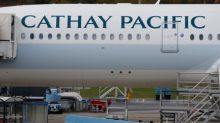 Cathay Pacific says has fired two pilots over Hong Kong protests