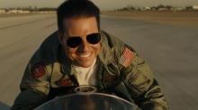Tom Cruise crashes Comic-Con with the high-flying 'Top Gun: Maverick' trailer