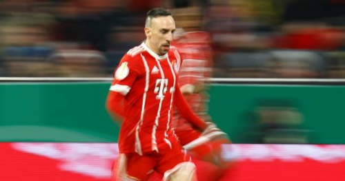 Foot - ALL - Bayern - Le duo Robben - Ribéry, Robbéry, reformé contre le Bayer