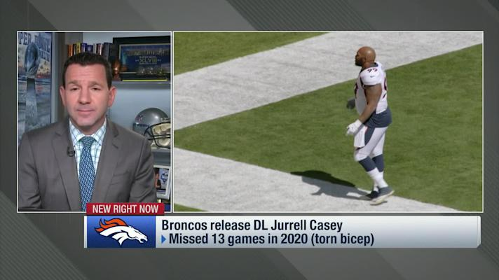 Rapoport: Broncos cut DL Jurrell Casey after one season