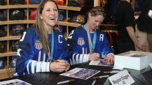 PHT Morning Skate: NHL '94 on rewind; Meghan Duggan's impact