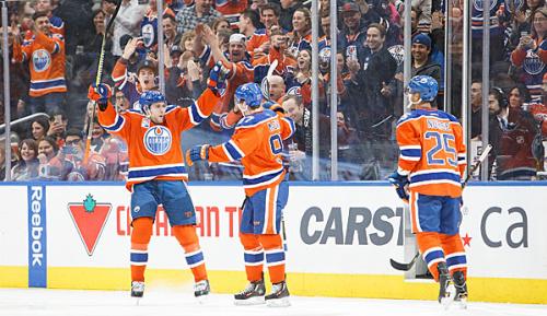 NHL: Draisaitl als Doppel-Assistgeber bei Oilers-Sieg