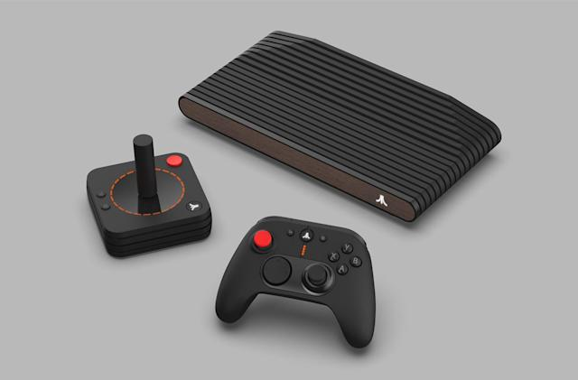 Atari's VCS will offer 'thousands' of retro games through a subscription