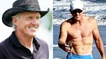 Fans take frenzy over Greg Norman photo to disturbing new levels