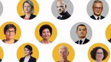 Age, parité, expérience politique... Neuf infographies pour découvrir le gouvernement de Jean Castex