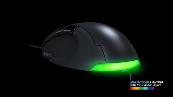 ROCCAT Savu hybrid mouse ready to assault PC gamers' senses for $60