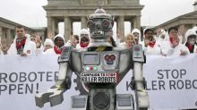 New report claims 'killer robots' will eliminate targets without compassion