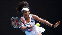 Cool, calm Osaka survives early Open test