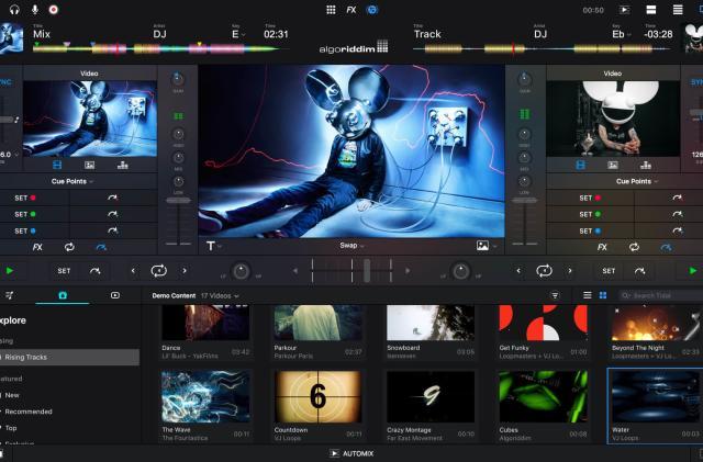 Algoriddim's djay app adds Tidal music and video streaming