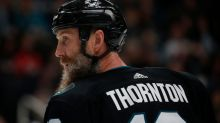 Joe Thornton's San Jose Sharks timeline — the good, the bad and the unforgettable
