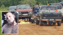 'Evil in the flesh': Three best friends 'massacred' during fishing trip