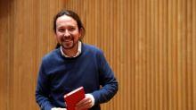 Iglesias: El bloque de la moción de censura está llamado a dirigir el Estado