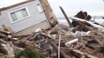 900 homes are unsafe to live in after Sandy