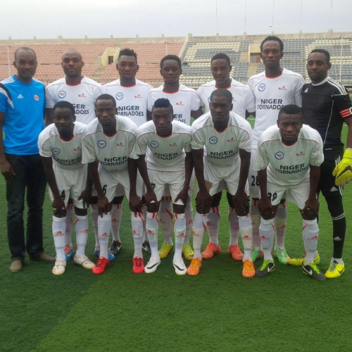 'We will keep our heads high', assures Niger Tornadoes' Ogbonnaya