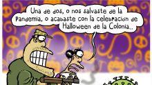 Un Halloween pandémico nos tomó por sorpresa