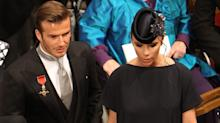 Victoria Beckham and David Beckham Just Graced the Royal Wedding With Their Presence