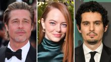 Brad Pitt Also Circling Damien Chazelle's Period Hollywood 'Babylon' With Emma Stone