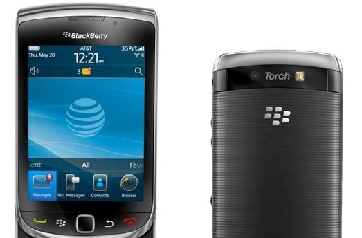 BlackBerry Torch is official, launching August 12th on AT&T for $200