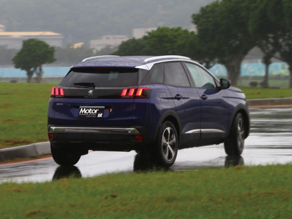 【路試報導】Peugeot 3008 1.2L Puretech Grip Control