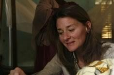 Melinda Gates secretly pines for iPhone, actually doesn't even like Africa