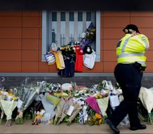 Louis De Zoysa: Shooting suspect named after killing of Croydon police sergeant