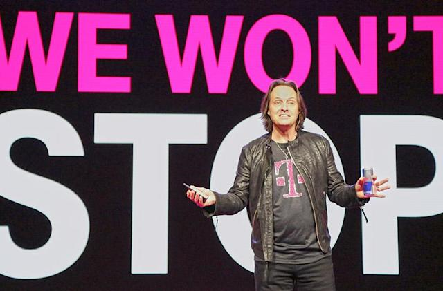 T-Mobile's latest family plan gives everyone 10GB of full-speed data