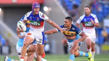 Ponga finds silver lining in tough return