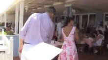 La impagable reacción cuando Felipe y Letizia aparecen en el restaurante en el que estás comiendo