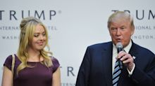 "Tiffany Trump's Relationship With Her Dad Has Gotten ""Much Worse"" Since He Became President"
