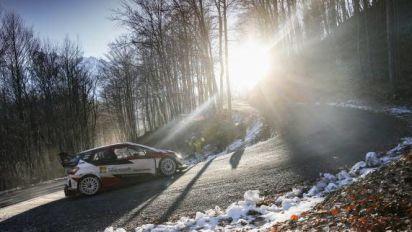 Rallye - WRC - De la neige sur les spéciales du Rallye de Monza, manche décisive du WRC