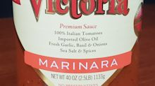 B&G Foods Voluntarily Recalls a Limited Number of Jars of Victoria® Marinara Sauce Due to Possible Undeclared Cashew