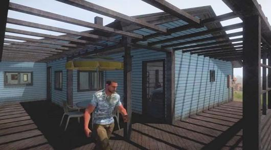 How graphics will help H1Z1 set a creepy mood