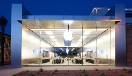 Apple Store thieves arrested after robbery