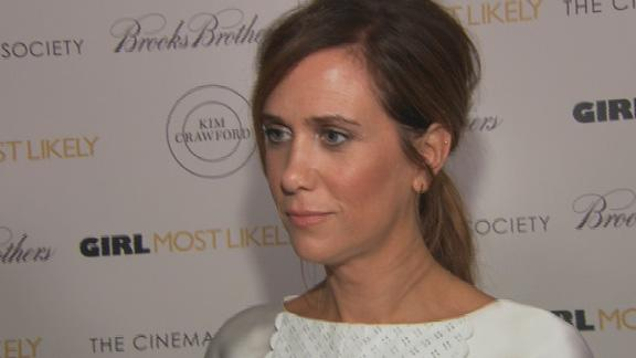 Kristen Wiig's 'Girl Most Likely' NYC Premiere