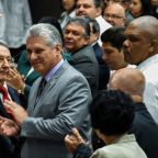 Cuba Without Castro: New President Sworn in Right after One-candidate Vote