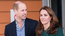 Prince William and Kate Middleton just shared their family Christmas card picture