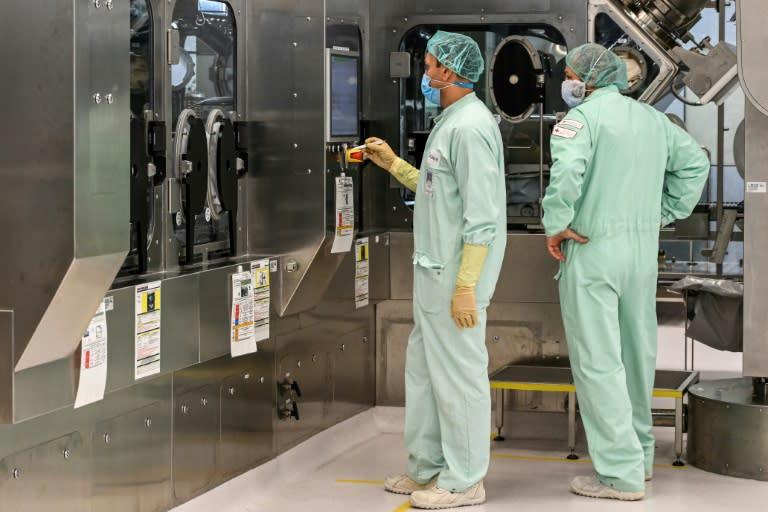Vaccine hopes, dealmaking stoke Wall Street optimism