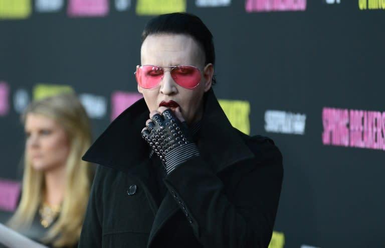 Plattenfirma trennt sich wegen Missbrauchsvorwürfen von Marilyn Manson