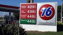 State gas prices drop nearly 20 cents in past week