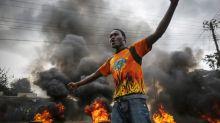 Tensions high as Kenya awaits new presidential vote
