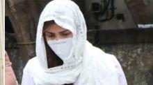 Rhea Chakraborty's Team Said she is Ready For Blood Test